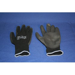 Handschoen Flex PU zwart mt 9