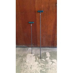 Uitdeukijzer Hail Rod incl. tips 60cm Ø12,5mm