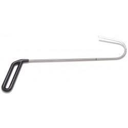 Aanlasdriehoek verkoperd 10mm W&S (15st)