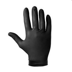 Handschoen Flex PU zwart mt 10