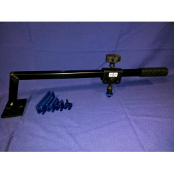 C-Bar met adapters tbv Pre-Pull lijmstrips