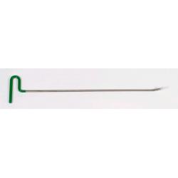 Lijmadapter 40mm blauw (5st)