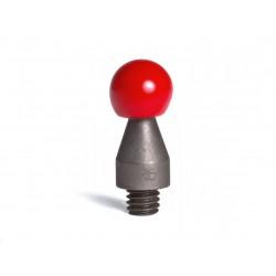 Lijmadapter 21mm blauw dimple (5st)