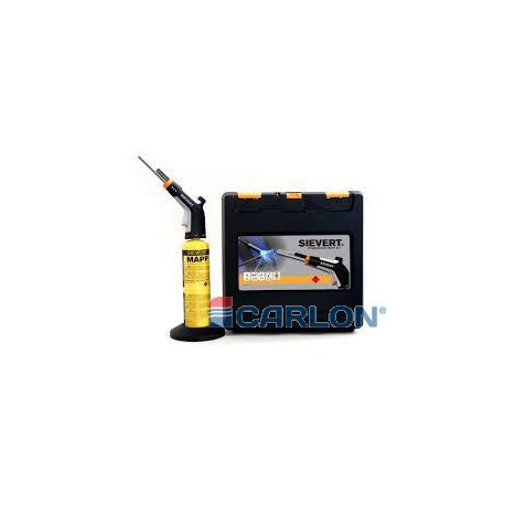 Powerjet+ UltraMapp brander in koffer met gaspatroon