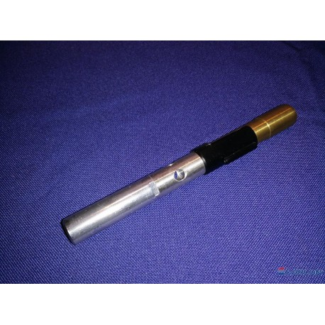Puntbrander tbv Metaljet 16mm