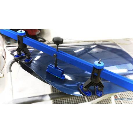 Doorslijpschijf metaal 178x2,5x22,23mm