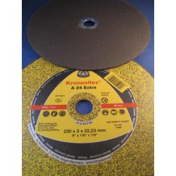 Doorslijpschijf metaal 230x3,0x22,23mm