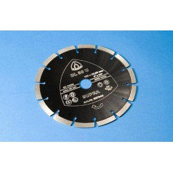 Puntbrander tbv Metaljet 15mm