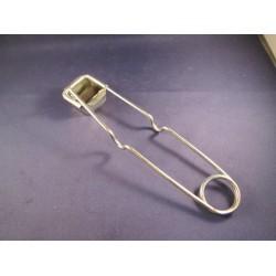 Roterende borstel staaldraad 150x24x13-50mm