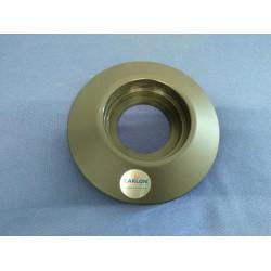 Minidisc fiber 50mm Ceramic tbv alu k60 Carloc (50st)