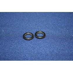 Minidisc vlies 25mm middel Carloc (rood)