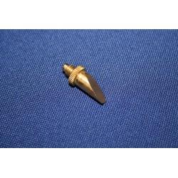 Minidisc polijstschijf 50mm wit Carloc