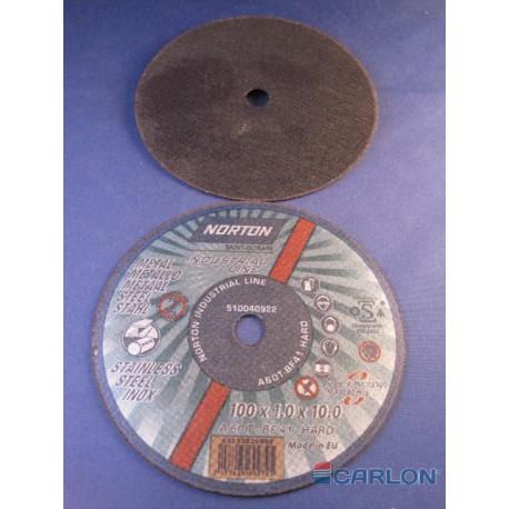 Bristle disc 76mm Carloc k36 lila