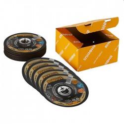 Werktuigborstel gegolfd 75x11x6x0.3mm