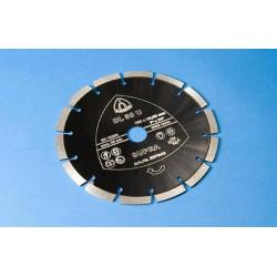 Penseelborstel getordeerd staal 23x30x6mm
