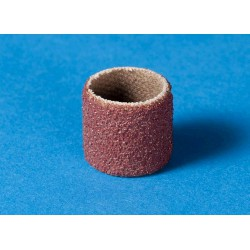 Minidisc vlies 50mm grof Carloc (bruin)