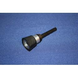 Minidisc vlies 50mm middel Carloc (rood)