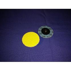 Power wheel blue 150mm Carloc