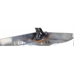 Naaftapeind reinigerset met 40mm(5st) en 53mm(6st) 8-kant schijfjes
