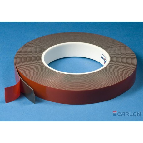 Adhesive tape grey 4mm (10m)