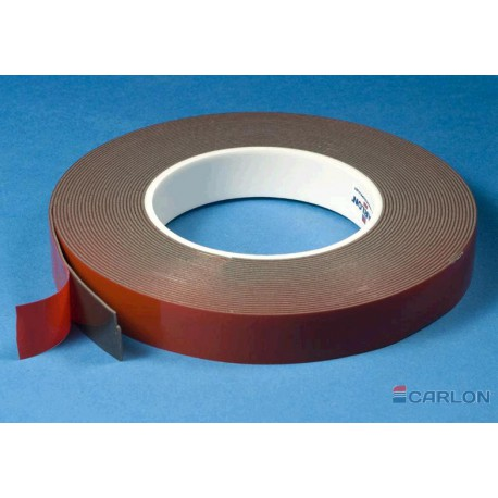 Adhesive tape grey 19mm (10m)