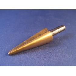 Conische plaatboor HSS 24-40mm