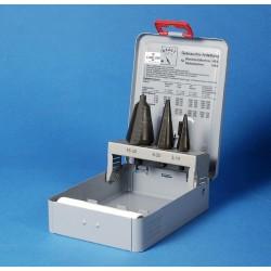 Deurmaskeerstickervel A4 zwart glad 40mm (35st)