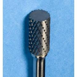 Deurmaskeerstickervel A4 ovaal transparant glad 28x51mm (30st)