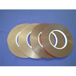 Adhesive tape grey set 1x 4/6/8/12mm