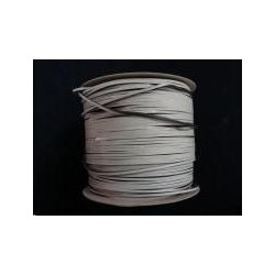 Afdichtband schuimrubber 6x5mm (100m)