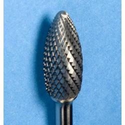 Assortiment hardmetaal stiftfrezen 10-dlg