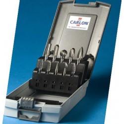 Lamellen schuurmop 20x10x6mm p120 (10st)