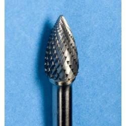 Lamellen schuurmop 40x20x6mm p120 (10st)