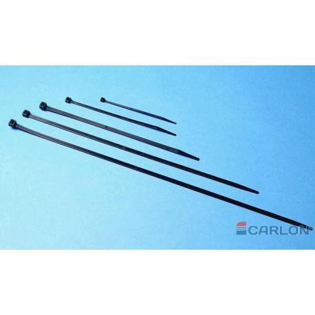 Kabelband zwart 4,8x178mm (100st)
