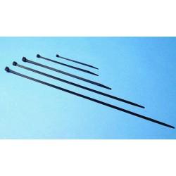 Kabelband zwart 4,8x290mm (100st)