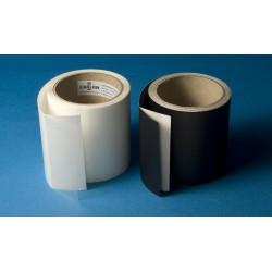 Bumperfolie 10cm helder dun (5m)