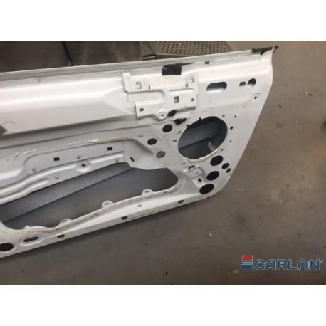 Deurmaskeerstickervel A4 zwart glad 20mm (108st)