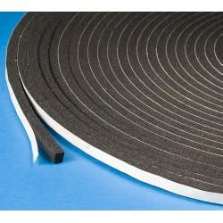 Deurmaskeerstickervel A4 ovaal transparant glad 36x66mm (20st)