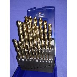 Machinetap HSS M8x1,25 DIN 371 blinde gaten