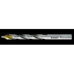 Blindklinknagel kunststof 6,3x25,2mm kop 17mm (100st)