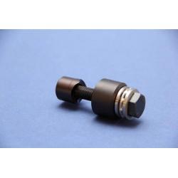 Veiligheidsdraailuchtkoppeling SV/DN6 6mm slangpilaar