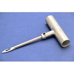 Handtasset rubberomhuld (2-dlg)