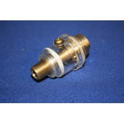 Codeercap blauw tbv Pompspuit 1,2L
