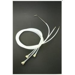 Assortimentsbox PP zwart 5 23-vaks 460x320x80mm