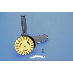 Assortimentsbox metaal blauw 1-vaks 330x440x66mm