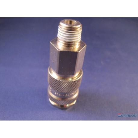 Waterdichte krimpverbinder 4,0-6,0mm² geel (50st)