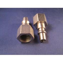 Handkitpistool gesloten zwaar (310ml) metaal
