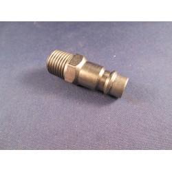 Hitteschild voor föhn tbv kunststof reparatieset KRS-210