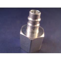 Lasdraad kunststof PE opaque/naturel 4mm 30cm staaf (15st)