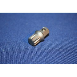 """Steunschijf 4,75""""/120mm vlak tbv 125mm fiberschijf"""